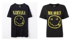 Nirvana attaque Marc Jacobs pour violation du droit