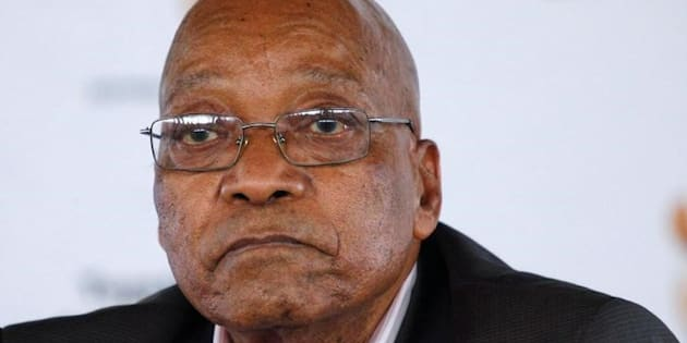 South Africa's President Jacob Zuma.
