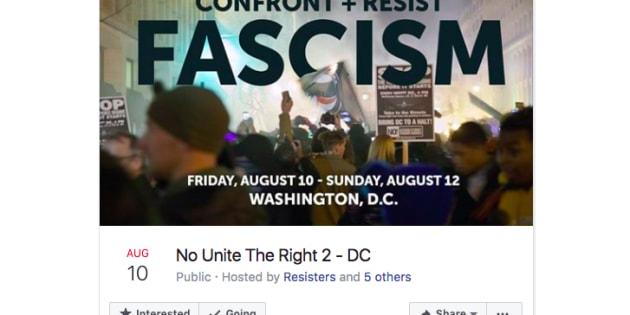 Comment Facebook a supprimé un événement anti-raciste prévu aux États-Unis.