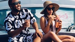 These Pictures Of Cassper Nyovest, Thando Thabethe And Toke Makinwa Make Us All Want To Go To
