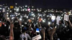 Hundreds Of Jallikattu Protestors Sleep Out In The Open On Chennai's Marina Beach In Historic