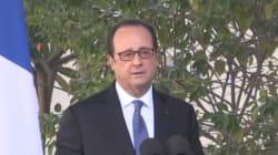 La pique de François Hollande à François Fillon depuis Abu