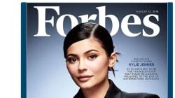 Kylie Jenner en Une de Forbes ? Normal, elle est en passe de devenir la plus jeune milliardaire de
