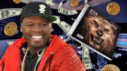 50 Cent est millionnaire en Bitcoin et vient seulement de