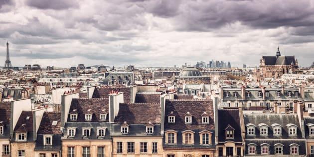 Dans certains quartiers de Paris et de Londres, le nombre de cas de psychoses est plus élevé qu'ailleurs