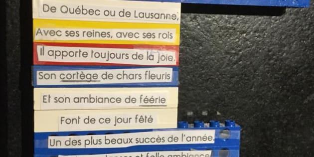 C'est sur Facebook que Françoise Chée donne ses astuces depuis 4 ans.