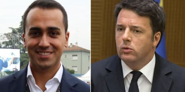Luigi Di Maio sfida Matteo Renzi al confronto tv. Lo staff dell'ex premier accetta, ma a condizioni chiare