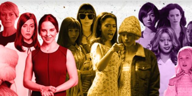 Netflix e HuffPost Brasil apresentam quiz especial neste Mês das Mulheres.