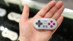 小さくて可愛すぎるコントローラー誕生 Nintendo