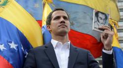 Él es Juan Guaidó, la opción para la oposición