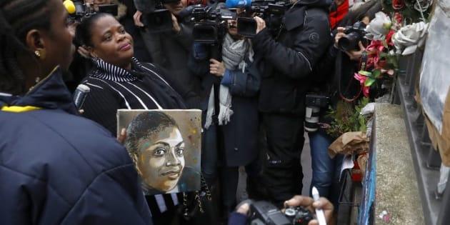Collomb remplace Macron à Montrouge pour l'hommage à la policière Clarissa Jean-Philippe.