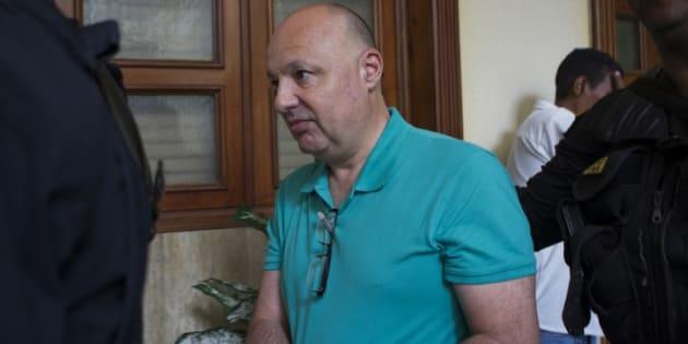 """""""Air Cocaïne"""": Christophe Naudin sorti de prison pour raisons médicales"""
