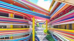Cette école de Singapour donne envie d'aller