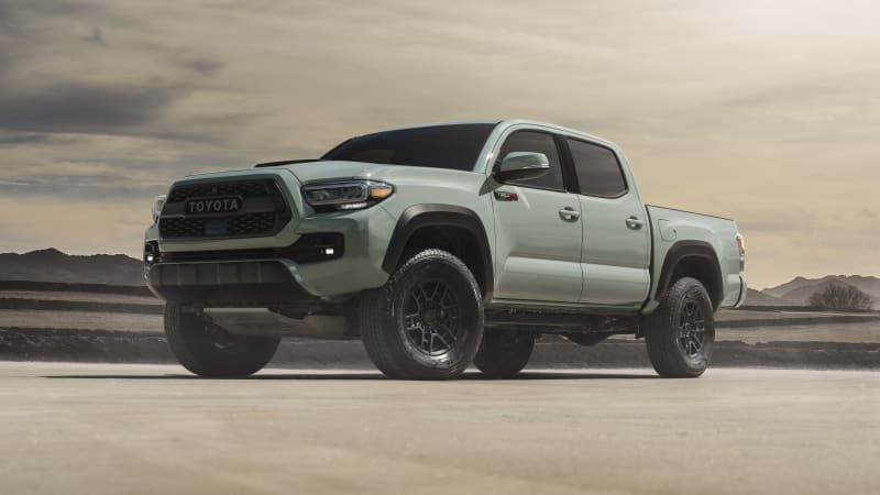 2021 Toyota Tacoma gets two special editions and some updates