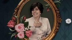 Verónica Castro agradece a la gente por ver 'La Casa de las