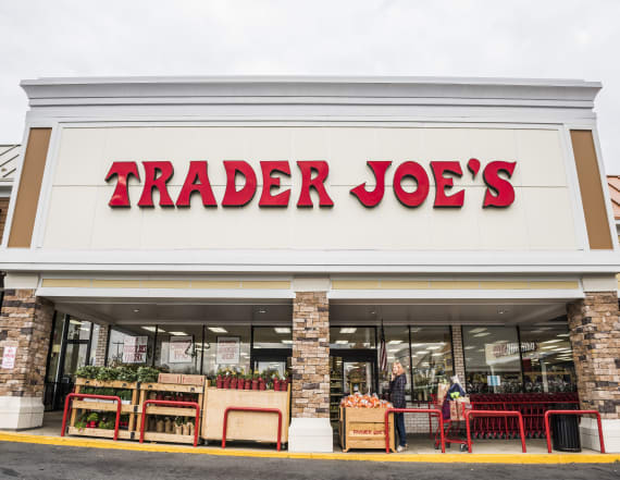 Favorites from the Trader Joe's freezer section