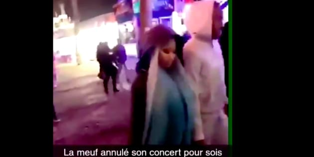 Polémique après l'annulation du concert de Nicki Minaj — Bordeaux