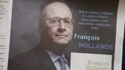 BLOG - François Hollande en dédicace chez E.Leclerc: et