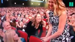 Laura Dern a-t-elle mis un vent à Reese