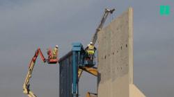 On sait à quoi pourrait ressembler le mur de Trump entre le Mexique et les