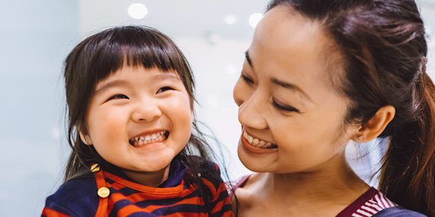 To help a child learn to speak, start by listening.