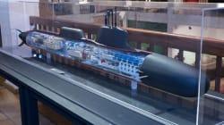 Voici à quoi ressemblent les sous-marins que la France vend à
