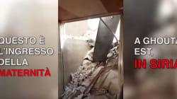 Voci da un ospedale seminterrato nella Ghouta
