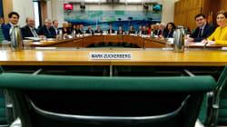 British Politicians Mock Mark Zuckerberg With Empty Chair At Fake News