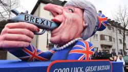Con estas imágenes en Twitter muchos británicos reflejan su opinión sobre el