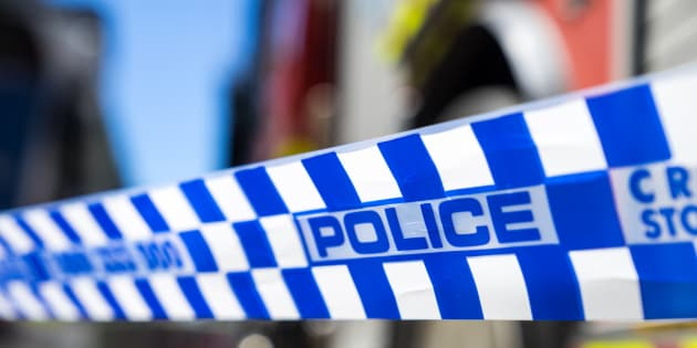 Police have set up a crime scene in Gymea.
