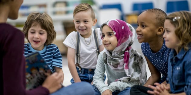 How Do We Teach Our Kids To Embrace A Diverse World?