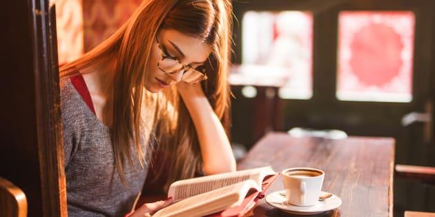 Reading is a joy... isn't that enough?