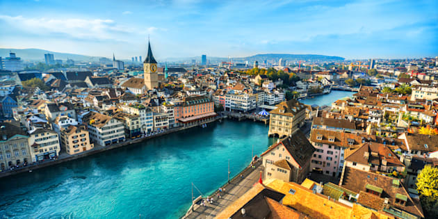 Zurich en Suisse