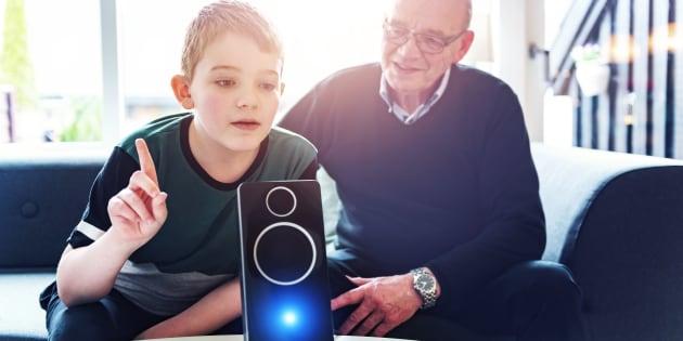 Faut-il obliger vos enfants à être polis avec un assistant vocal?