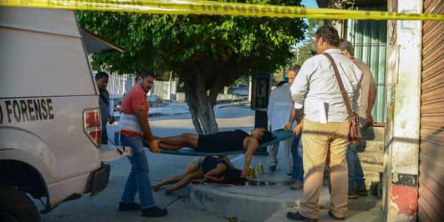 En México, cinco de las ciudades más violentas del mundo