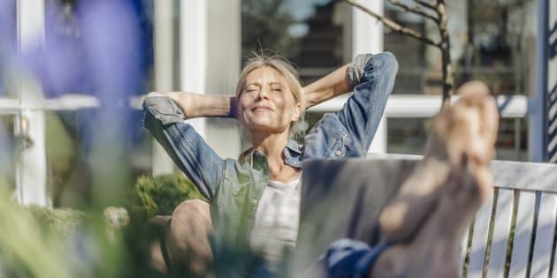 Mesdames, croyez-moi sur parole lorsque je vous dis que le bonheur à 50 ans existe.