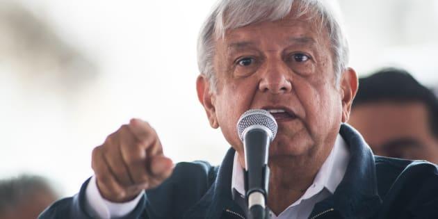 El aeropuerto en construcción en el Lago de Texcoco ha sido parte de los reclamos de la campaña de AMLO.