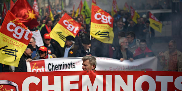 Grève SNCF: La CGT va poursuivre la mobilisation en juillet mais ne précise pas sous quelle forme