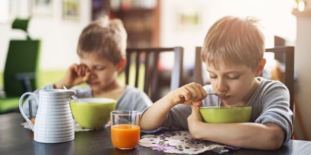 Il y a beaucoup trop de sucre dans les céréales de votre petit-déjeuner