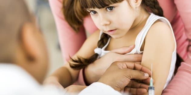 Les vaccins sont tout aussi indispensables chez les enfants que les adultes