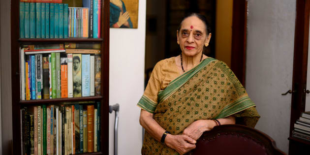 Justice Leila Seth, 1st woman CJ of state high court, dead