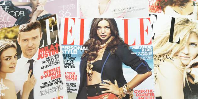 """Le magazine """"Elle"""" sur le point de passer sous pavillon tchèque."""