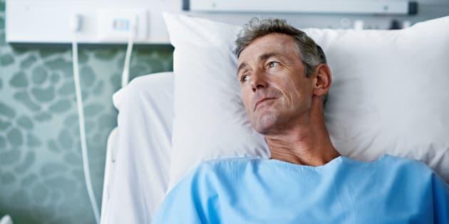 Câncer de próstata mata um britânico a cada 45 minutos.
