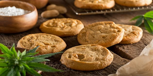Two kids fell ill after eating the cookies.
