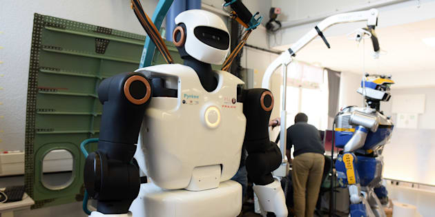 Ce robot sur lequel vont travailler des chercheurs français pourrait devenir l'ouvrier de l'usine de demain.