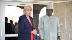 Pourquoi Marine Le Pen tire un double bénéfice de son voyage au
