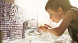 On a découvert une technique pour enlever 99% du Bisphénol de l'eau en 30