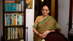 Justice Leila Seth, The First Woman To Be Appointed As Judge At Delhi High Court, Dies At