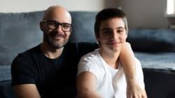 Cómo decirle a tus hijos que eres homosexual y saldrás del