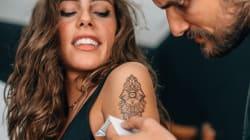 Encadrer la peau tatouée de votre proche décédé, c'est